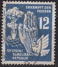 Buy GERMANY DDR [1950] MiNr 0278 ( OO/used ) [01]