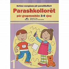 Buy Parashkolloret per grupmoshen 3-4 vjec. Preschoolers, Albania language