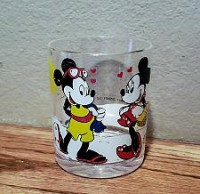 Buy Vintage Walt Disney Mickey Mouse Minnie Mouse 8 oz plastic Cup GREAT GRAPHICS