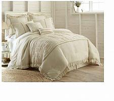 Buy Queen Size Country Farmhouse 8-Piece Comforter Set Pillows Shams Bed Skirt Decor