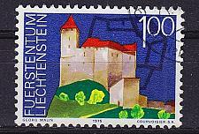 Buy LIECHTENSTEIN [1975] MiNr 0633 ( O/used ) Architektur