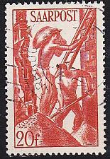 Buy GERMANY Saar [1948] MiNr 0250 ( O/used )