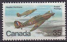 Buy KANADA CANADA [1980] MiNr 0786 ( O/used ) Flugzeug