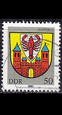 Buy GERMANY DDR [1983] MiNr 2818 ( OO/used ) Wappen