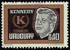 Buy Uruguay **U-Pick** Stamp Stop Box #158 Item 99 |USS158-99
