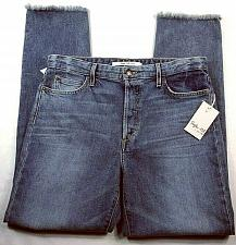 Buy Joe's Jeans Taylor Hill Womens Jeans Size 30 Medium Wash Debbie Ankle Button Fly