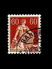 Buy SCHWEIZ SWITZERLAND [1917] MiNr 0140 z ( O/used )