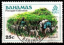 Buy BAHAMAS [1980] MiNr 0463 ( O/used ) Pflanzen