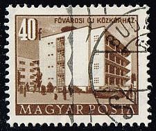 Buy Hungary #1053 Metropolitan Hospital; CTO (1Stars) |HUN1053-03