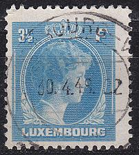 Buy LUXEMBURG LUXEMBOURG [1944] MiNr 0366 ( O/used )