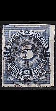 Buy URUGUAY [1884] MiNr 0057 b ( O/used )