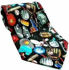 Buy Sports Baseball Bowling Basketball Football Volleyball Boxing Novelty Necktie
