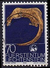 Buy LIECHTENSTEIN [1976] MiNr 0646 ( O/used ) Tiere