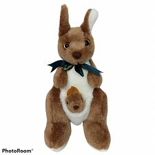 Buy Australia Mama and Baby Kangaroo Koala Marsupial Plush Stuffed Animal 11.25""