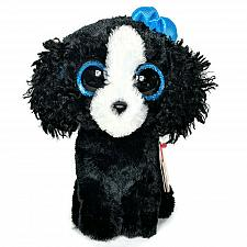 Buy NWT Ty Beanie Boo Tracey Black Dog Glitter Eyes Plush Stuffed Animal 2016 6.25""