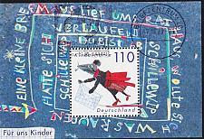 Buy GERMANY BUND [1999] MiNr 2072 Block 51 ( O/used )