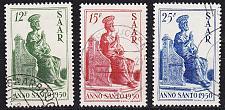 Buy GERMANY Saar [1950] MiNr 0293-95 ( O/used ) [01]