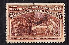 Buy USA [1893] MiNr 0077 ( O/used ) [03]