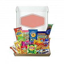 Buy Worldwide snack mix box kit Chips, Candy, Chocolates Cookies Free Ship