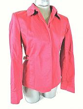 Buy ANNE KLEIN womens Sz 8 L/S pink 1 snap enclosure fully LINED jacket (A3)P
