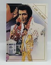 Buy 1993 ROCKSTREET /10000 ELVIS PRESLEY SERIES 2 LIMITED EDITION TRADING CARD MNT