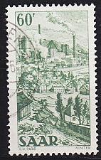 Buy GERMANY Saar [1949] MiNr 0287 ( O/used )
