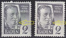 Buy GERMANY Alliiert Franz. Zone [Baden] MiNr 0001 yv I,II ( **/mnh ) [01]
