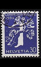 Buy SCHWEIZ SWITZERLAND [1939] MiNr 0347 ( O/used )