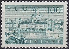 Buy FINLAND SOUMI [1958] MiNr 0496 ( **/mnh ) Architektur