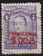 Buy KOLUMBIEN COLOMBIA [1921] MiNr 0285 ( O/used )