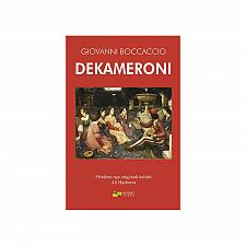 Buy Dekameroni, Giovanni Boccaccio. Book from Albania