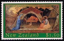 Buy New Zealand #1834 Nativity; MNH (5Stars) |NWZ1834-01XRS