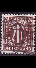 Buy GERMANY Alliiert AmBri [1945] MiNr 0027 A ( O/used )