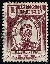 Buy Peru **U-Pick** Stamp Stop Box #158 Item 48 |USS158-48