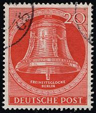 Buy Germany #9N96 Freedom Bell; Used (4Stars)  DEU9N096-01XRP
