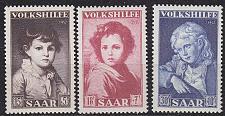 Buy GERMANY Saar [1952] MiNr 0338-40 ( */mh )