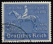 Buy Germany #B144 Racehorse 'Investment'; Used (5Stars) |DEUB0144-01XRP