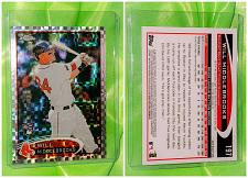 Buy MLB WILL MIDDLEBROOKS RED SOX 2012 TOPPS CHROME XFRACTOR RC #197 MNT