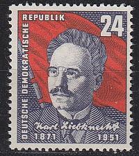 Buy GERMANY DDR [1951] MiNr 0294 ( **/mnh )