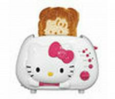 Buy Sanrio Hello Kitty Two Slice Toaster -NEW IN BOX- KT5211