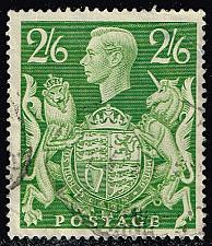 Buy Great Britain #249A King George VI & Royal Arms; Used (1.50) (1Stars)  GBR0249A-04XRS