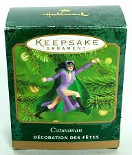 Buy Hallmark Keepsake Catwoman Superhero Christmas Ornament 2000
