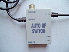 Buy Auto RF Switch TV Kabel/Cable for PS