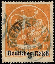 Buy Germany-Bavaria #273 von Kaulbach's Genius; Used (1Stars) |BAY273-01XRP