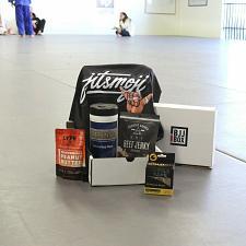 Buy Bjj Martial art Jiu Jitsu box gift crate set kit 5-6 items free shipping