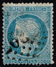 Buy France #58 Ceres; Used (1Stars)  FRA0058-05XVA