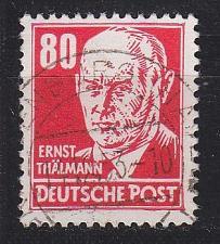 Buy GERMANY DDR [1952] MiNr 0340 ( OO/used )