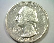 Buy 1935 WASHINGTON QUARTER EXTRA FINE / ABOUT UNCIRCULATED XF/AU NICE COIN EF/AU