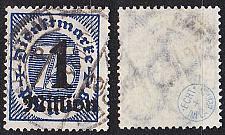 Buy GERMANY REICH Dienst [1923] MiNr 0096 ( O/used ) [01]