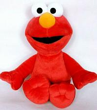 Buy Fisher Price Mattel Red Elmo Sesame Street Plush Stuffed Animal 2009 16""